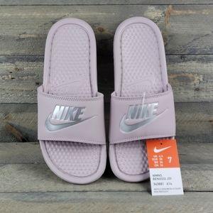 Nike Benassi JDI Women's Slide Sandals sz 7